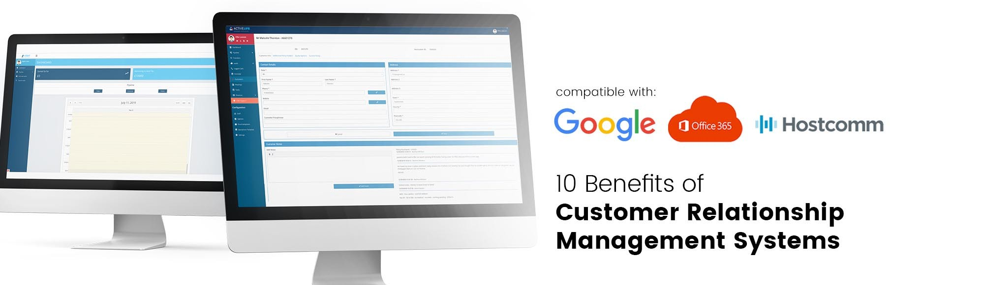 Benefits of Customer Relationship Management Systems